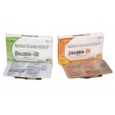 Decabin - 25 Inj.