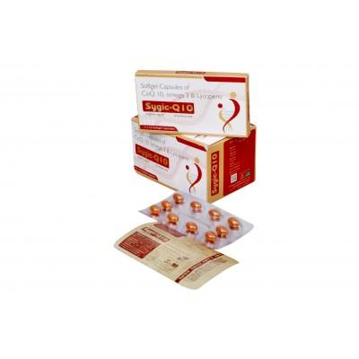 Sygic- Q10  Softgels